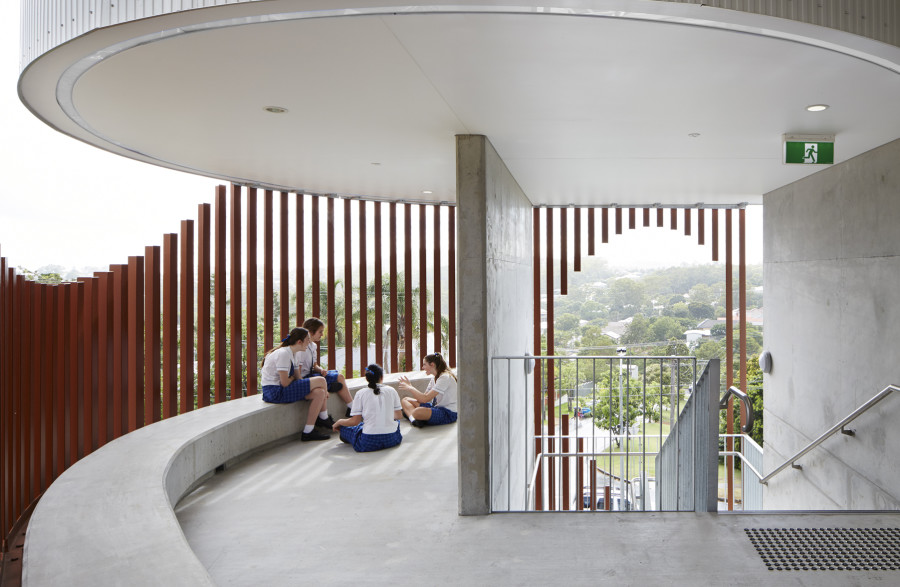 ThomsonAdsetts Education Specialist Peter C Lippman Featured On Australian Design Review