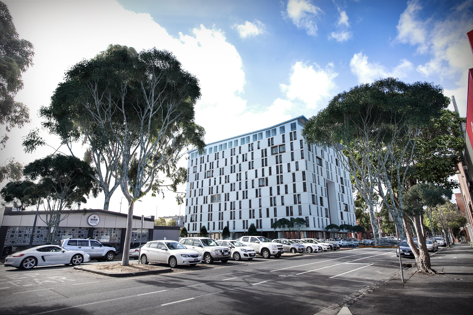 student accomodation in Geelong