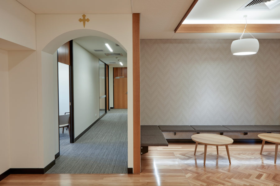 Australian catholic university acu building 200 refurbishment